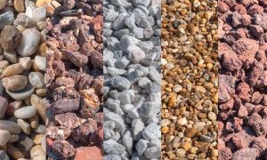 best types of rocks for landscaping